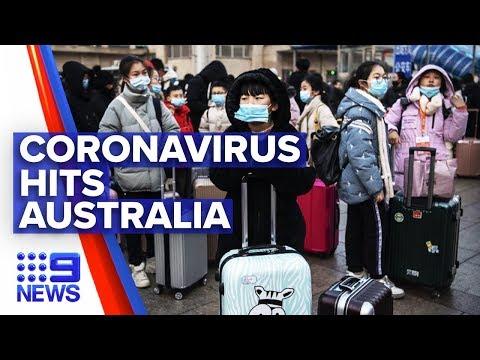 Number Of Cases Of Coronavirus In Australia Grows | Nine News Australia