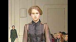 GFF Fall 2000/2001 Milan - Fashion Channel
