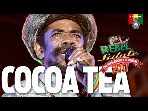 Cocoa Tea Live at Rebel Salute 2017