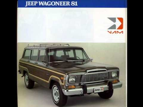 Jeep Grand Wagoneer >> VAM JEEP WAGONEER - YouTube