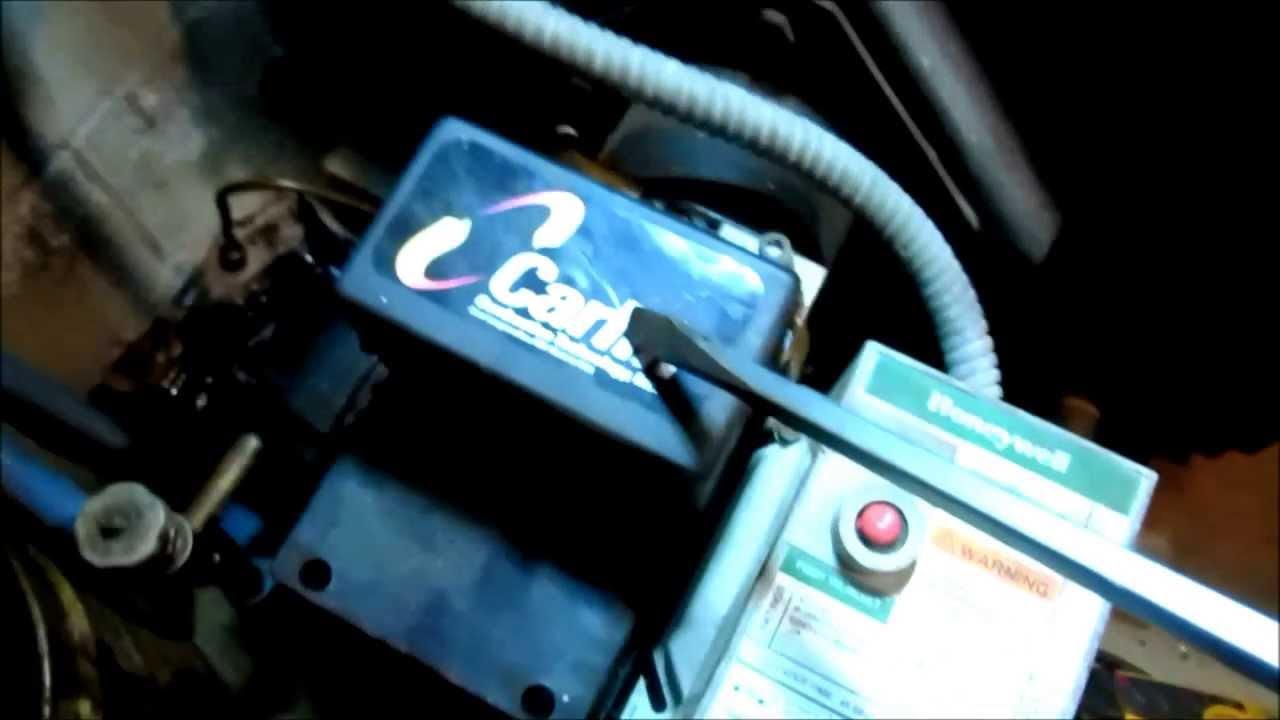 Beckett Oil Hampton Bay 3 Speed Ceiling Fan Switch Wiring Diagram Becket Afg Burner Service ,no Heat Call - Youtube