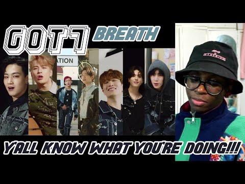 GOT7 - Breath MV REACTION   I GIVE UP!!! 😤😫💀