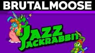 Jazz Jackrabbit - brutalmoose