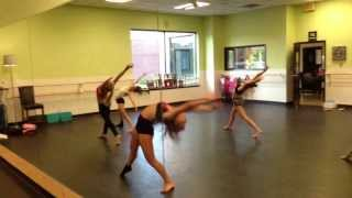 """Roar"" Katy Perry Bryce Moyer Choreography"