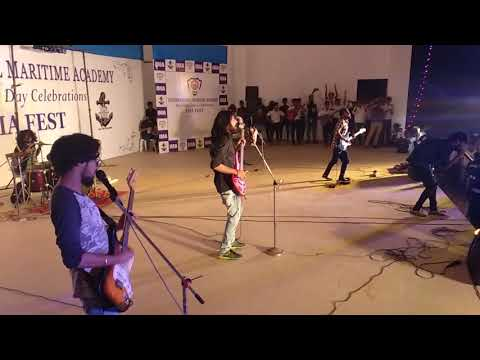 Chemical The Band - New Divide Live Performance at International Maritime Academy