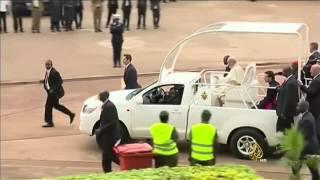البابا فرانشيسكو: استعمار جديد يمارس في البلدان الأفريقية
