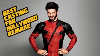 What if Hollywood Cast Bollywood Actors For Their Movies