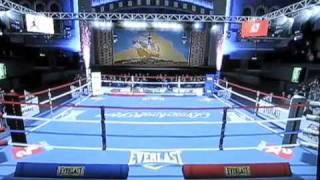 Don King Boxing für die Wii - Intro