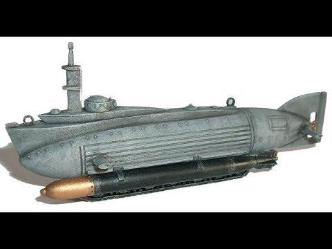 Panzer U-Boat - The German Submarine Tank