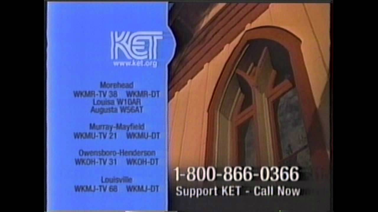 Kentucky Educational Television Station Id Blue 2002 Youtube