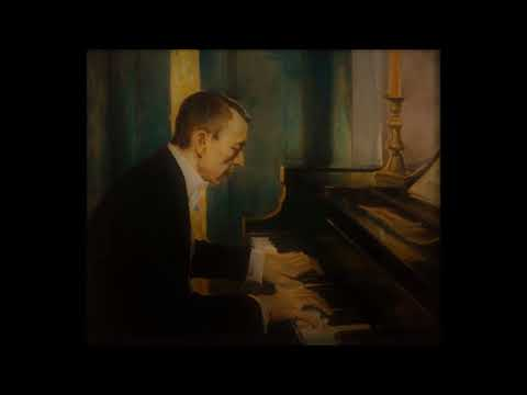 Sergei Rachmaninoff - Variations on a theme of Chopin op.22 (Marek Szlezer - piano)