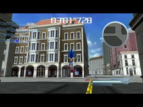 Sonic The Hedgehog (PS3) Sonic Town Missions S Rank