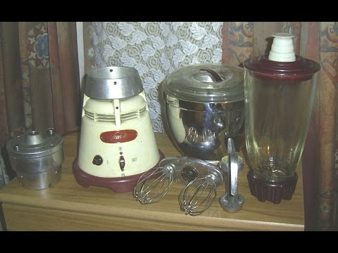 Electrostar Starmix Mx500 Standmixer Kuchenmaschine Vintage