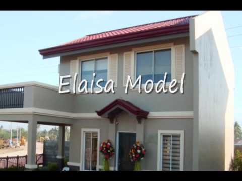 Naga City House And Lot Elaisa Model Camella Youtube