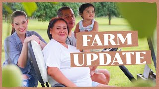 FARM LIFE (A DAY IN THE LIFE OF MADAM M) | Bea Alonzo