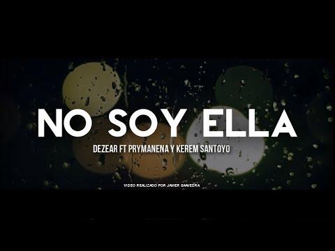 ♥ No soy ella ♥ [Rap Romantico] - Dezear rp feat. Prymanena & Kerem + [LETRA]