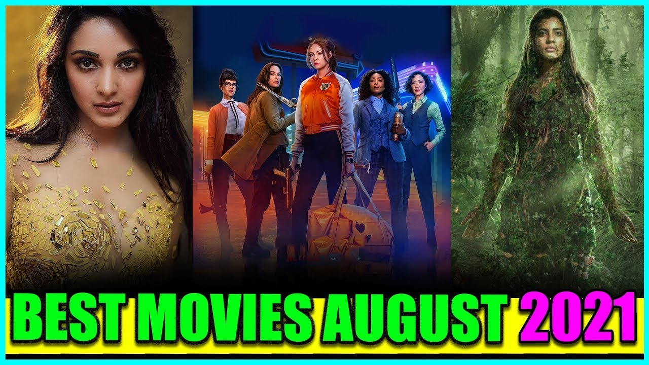 Download Top 10 NEW MOVIES Released In AUGUST 2021 (Mind Blowing) on Netflix, Amazon Prime, Disney+ Hotstar