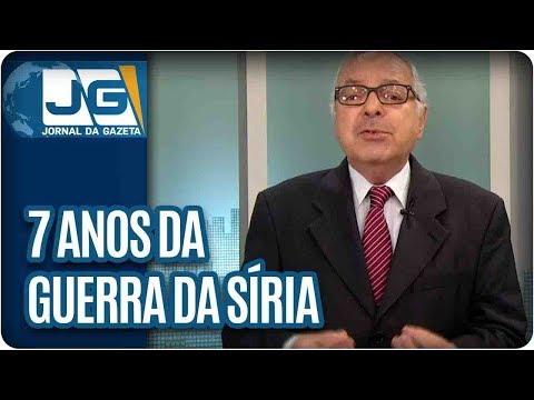 João Batista Natali/Guerra na Síria completa sete anos com 500 mil mortos