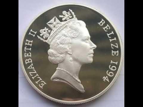 Coins Of Belize - The Belize Dollar - Commemorative Coin - Numismatics