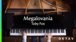 Megalovania from Undertale by Toby Fox (Piano Solo)