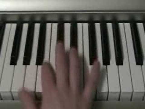 How to Play Pullin' me back by Chingy on Piano