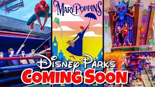 Top 10 New Attractions Coming to Disney World & Disneyland - D23 2019