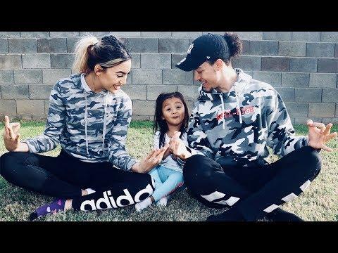 FAMILY YOGA CHALLENGE!!