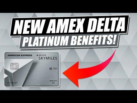 NEW Amex Delta SkyMiles Platinum: Worth It?