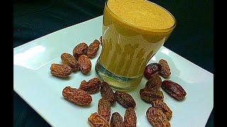 Healthy Oats and Dates Milk Shake ഓട്സ് ഈത്തപ്പഴം മിൽക് ഷേക്ക്