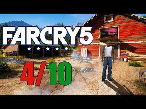 The worst far cry game (Not actually). |