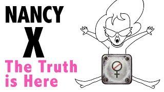 TRANSDERMAL SEX PATCH: Nancy says, Just Say NO!