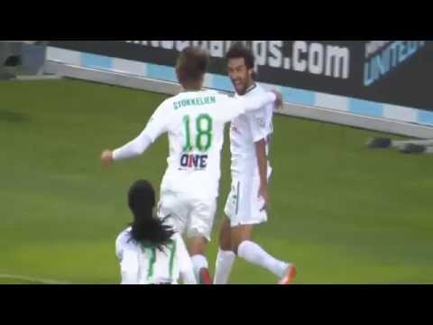 Raul Gonzalez great goal for New York Cosmos