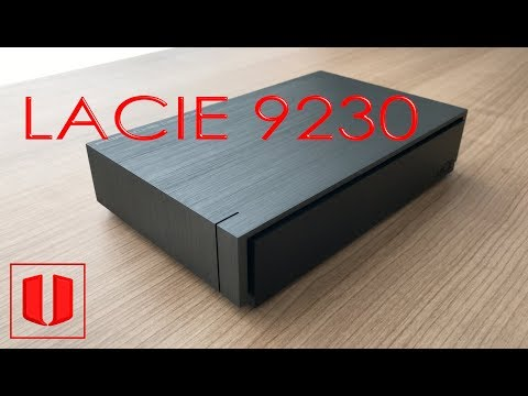 Внешний HDD Lacie 9230 Porsche design