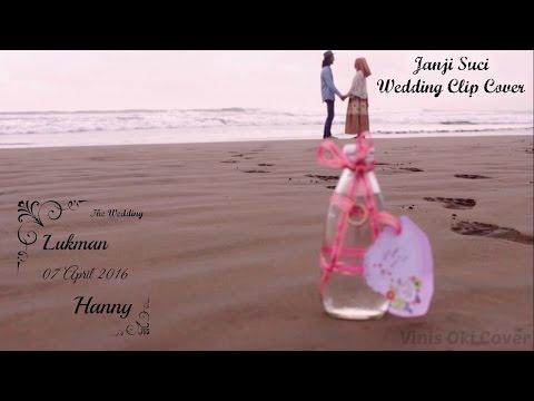 Special The Wedding Cover- Janji Suci (Yovie & Nuno) Cover By Foead Djadoel Ft Vinis Oki Cover