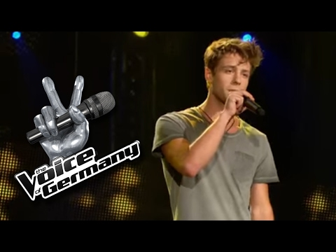Wohin Du Gehst - AnnenMayKantereit | Lukas Räuftlin | The Voice of Germany 2016 | Blind Audition