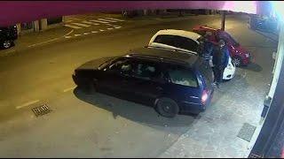 Ladri scatenati, due 'spaccate' nella notte a Rimini. Ecco il VIDEO dei ladri in azione(Contro i furti in abitazione e le