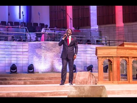 Dr Abel Damina: Prophetic Visit to House on The Rock (2016)