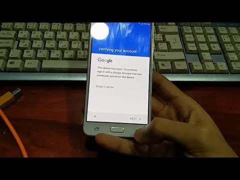 how to remove google account on samsung galaxy J5 2016 J510f