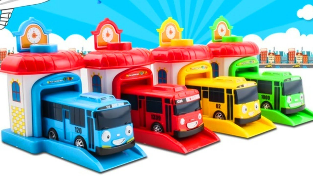 Big Trucks Toys 3