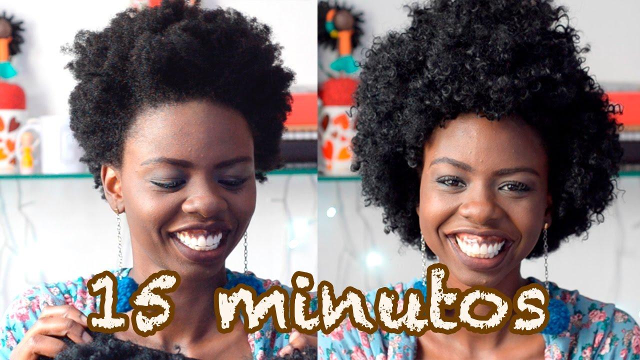 Alongamento cabelo crespo (tipo 4) | DePretas