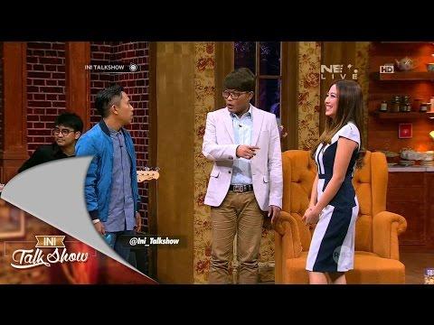 Ini Talk Show 12 Agustus 2015 Part 2/5 - Chand Kelvin, Nadia Vega, Billy, Tarra