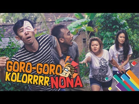 Goro Goro Kolorrr Nona - Video Lucu