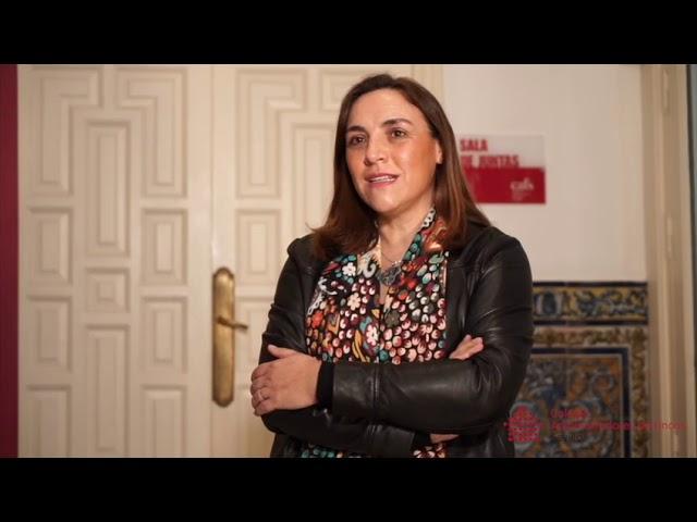 Día Internacional de la Mujer en el Colegio de Administradores de Fincas de Sevilla.