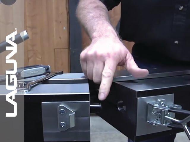 REVO 1836 Setup - Install 12 Inch Swingaway Extension - Part 9