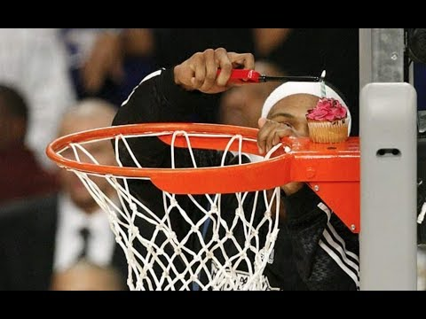 Top 10 Most Creative NBA Dunk Contest Dunks