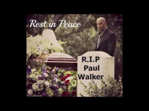 Видео с похорон Пола Уокера 3 декабря 2013