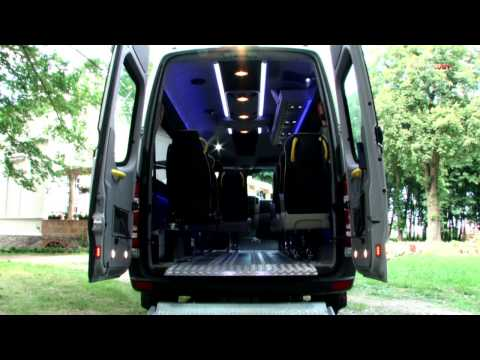 Sprinter CUBY Specilal Line TaxiBus