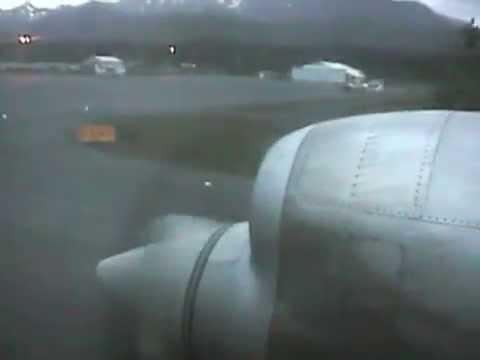 THE SIGHT & THE SOUND 9/19 : Era Aviation CV-580 N569JA inflight documentary from ANC to Kodiak