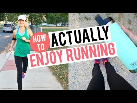 HOW TO ACTUALLY ENJOY RUNNING | Two Key Tips | Episode 6