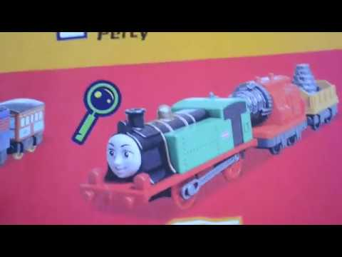 Trackmaster Motorized And Push Along Checklist 2019